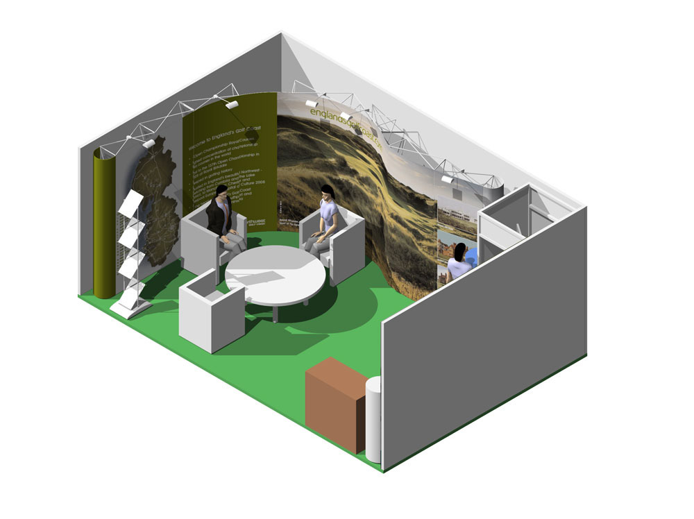 Exhibition Stand Drawing : D design cad exhibition and autocad phi