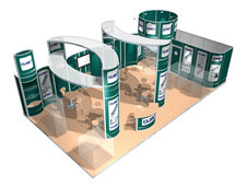 Best in class exhibition stands, profile and accesories