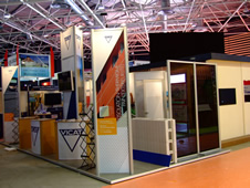 PHI Exhibition Displays